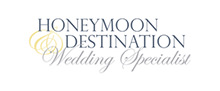 Logo Honeymoon Destination Wedding Specialist